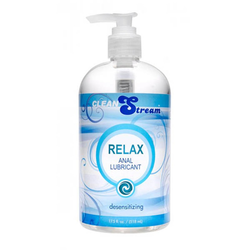 CleanStream Relax Desensitising Lubricant 17.5 fl. oz.